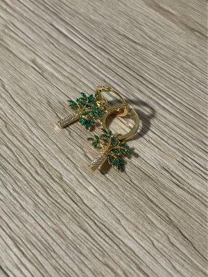 14 Karat Gold Boucles d'oreille en or doré