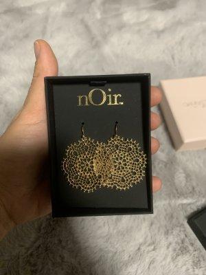 Noir Handmade Orecchino a pendente oro