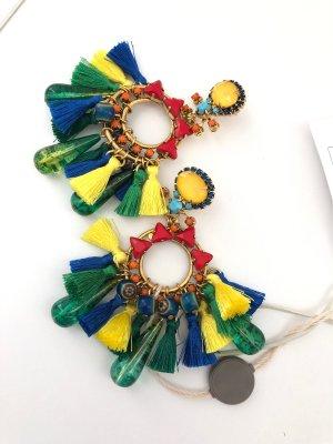 Elizabeth Clou d'oreille multicolore