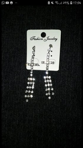 keine Silver Earrings silver-colored