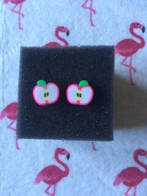 Ohrringe Apfel