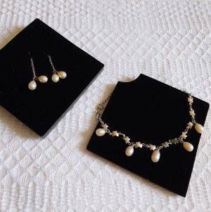 Ohrringe & Armband Set