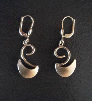 Ohrringe aus 375 Gold/9 Karat