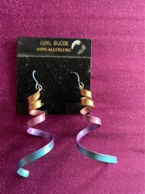 Ohrringe aus Titan