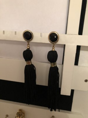 H&M Dangle black-gold-colored