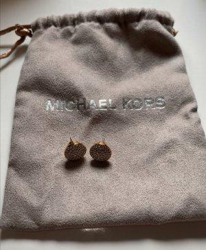 Michael Kors Gouden oorbellen zilver-goud