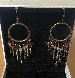 Accessoires Pendientes colgante multicolor