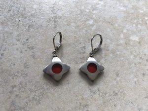 Ohrringe in Echtsilber