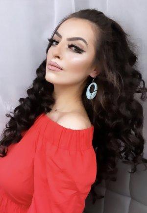 ohrringe in türkis / mint