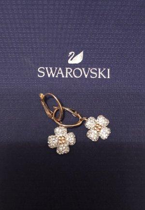 Swarovski Bungeloorbellen goud