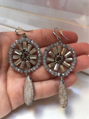 Ohrringe Mandala (ungetragen)