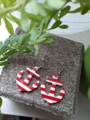 Unbekannte Marke Dangle white-red