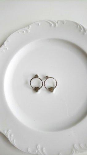 Zarcillo color plata
