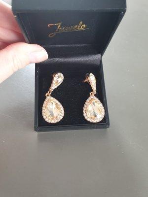 Ohrringe mit Swarovski steine
