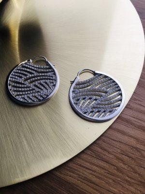 Ohrringe mit Swarovski Steinen von Esprit