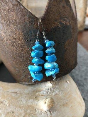 handmade Dangle turquoise