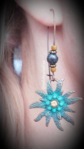 DIALA Dangle cornflower blue