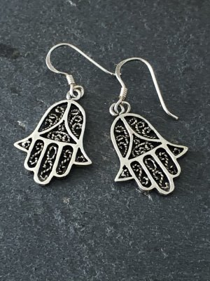 unbranded Silver Earrings silver-colored