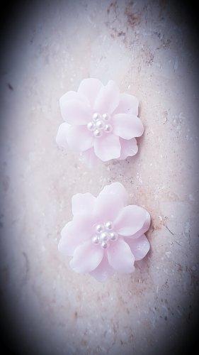 DIALA Oorstekers rosé-lichtroze
