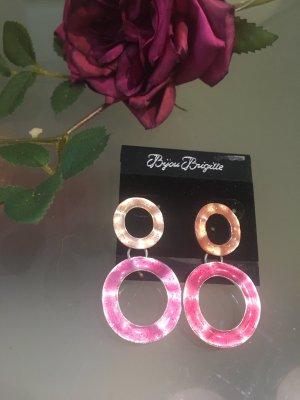 Ohrringe Pastellfarben , bijoux Brigitte