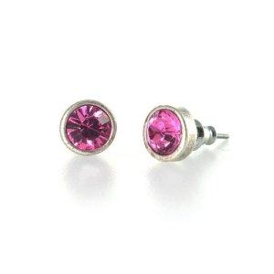 Ohrringe * Pink* von Pilgrim