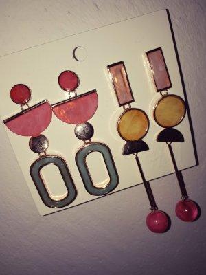 H&M Clou d'oreille multicolore