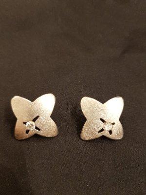Ohrringe Silber 925 mit Zirkonia Steine
