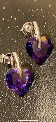Ohrringe Swarovski Kristallen Elemente