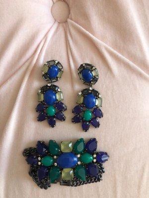 Ohrringe und Armband set von Stella & Dot