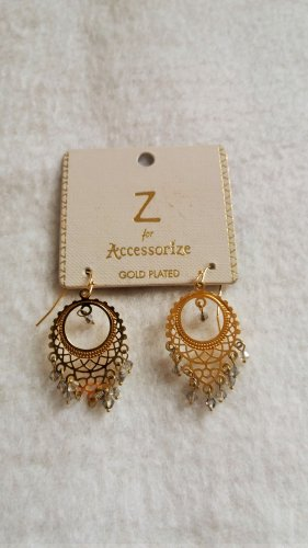 Ohrringe von Accessorize Gold