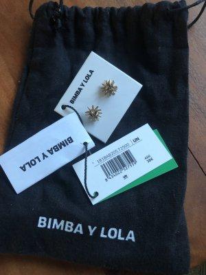 Ohrringe von BIMBA Y LOLA, neu