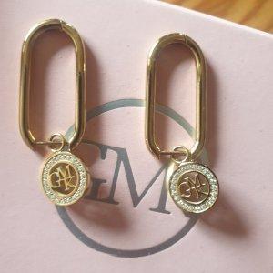gmk Gouden oorbellen goud