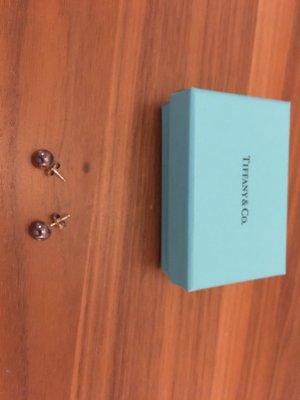 Ohrringe von Tiffany & Co
