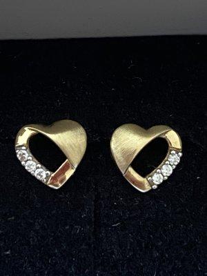 Juwelier Orecchino a vite oro