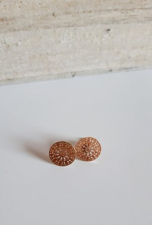 keine Marke Ear stud gold-colored