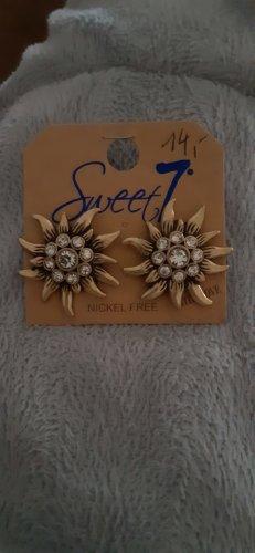 Sweet Deal Zarcillo color plata-color oro