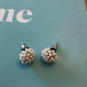 Ohrstecker Ohrringe Perlen Bubbles