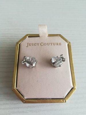 Juicy Couture Zarcillo color plata