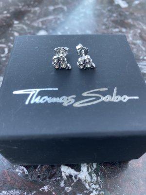 Thomas Sabo Oorstekers zilver-wit