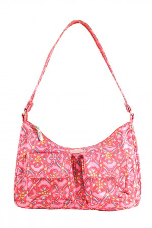Oilily Handtasche Allover-Druck Casual-Look