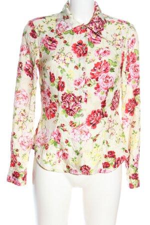 Oilily Camicia blusa stampa integrale stile casual