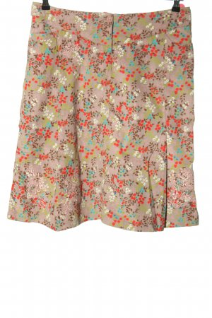 Oilily High Waist Rock Allover-Druck Casual-Look