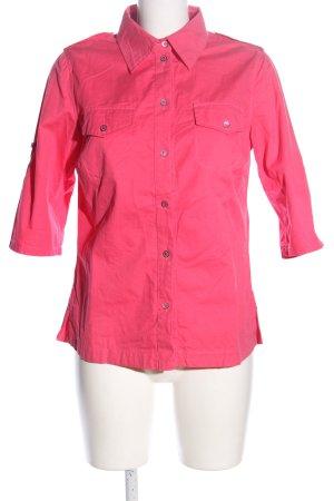 Oilily Camicia a maniche corte rosa stile casual
