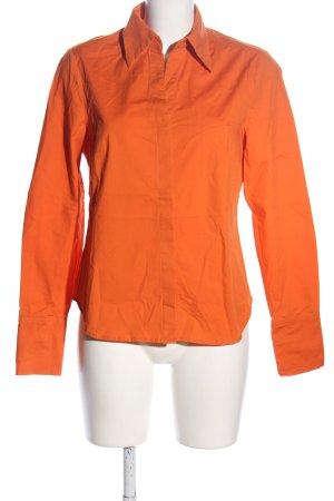 Oilily Camisa de manga larga naranja claro estilo «business»