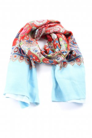 Oilily Tube Scarf allover print casual look
