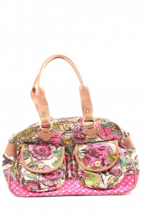 Oilily Schultertasche abstraktes Muster Casual-Look