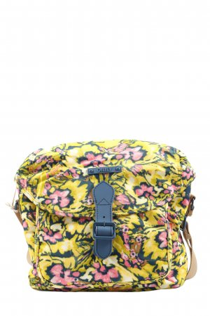 Oilily Stofftasche Allover-Druck Casual-Look