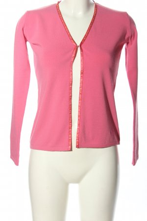 Oilily Strickjacke pink Casual-Look