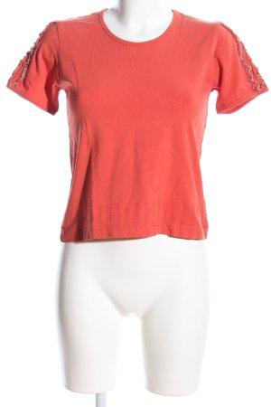Oilily Camiseta rosa look casual