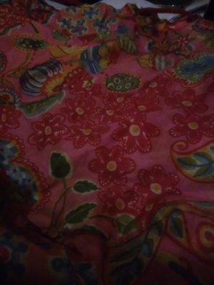 Oilily Mini sac à dos rose fluo nylon